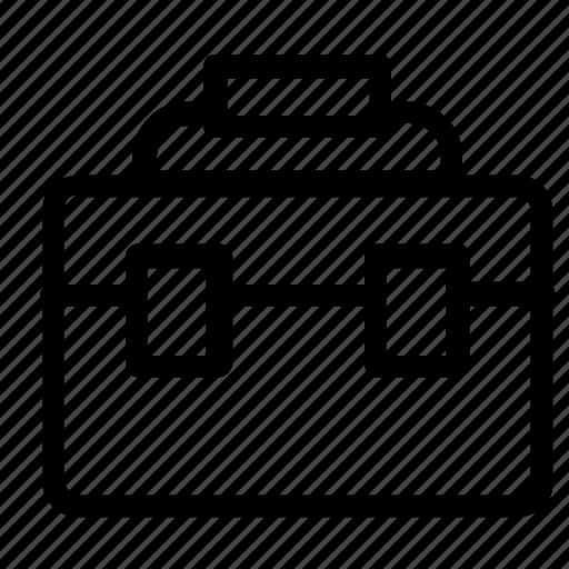 maintenance, toolbox icon