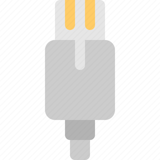 connector, lan, plug, port icon