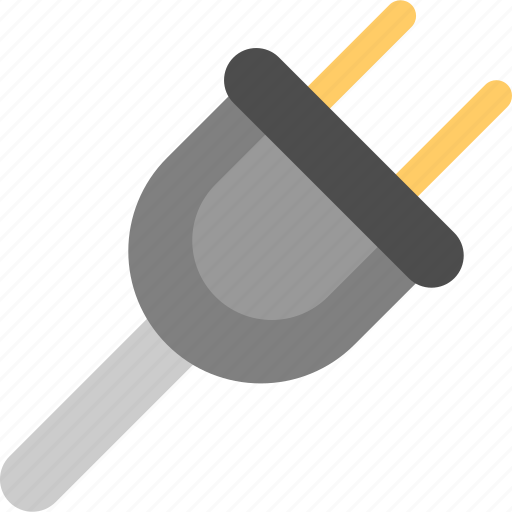 Cable, electric, plug, power, socket icon - Download on Iconfinder