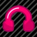 headphone, headset, earphone, headphones, music, sound, audio