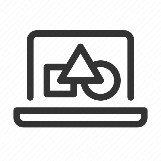 Computer, device, laptop icon - Download on Iconfinder
