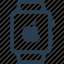 applewatch, device, ios, iwatch, smartwatch, watch icon