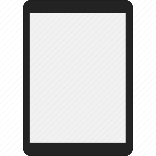 adaptive, device, display, ipad, tablet, work icon