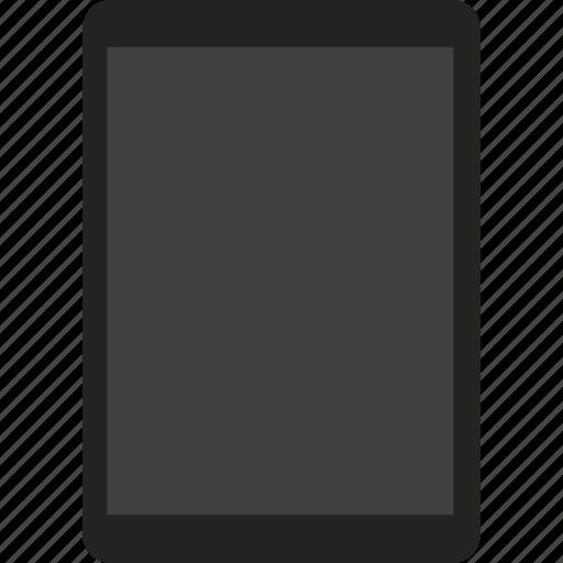 adaptive, device, display, ipad, tablet icon