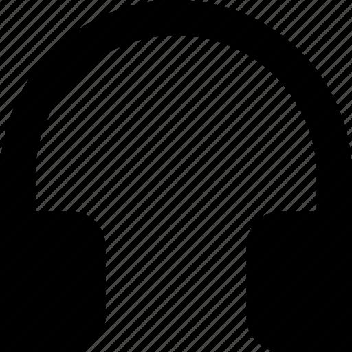 audio, earphones, headphones, headset, sound, technology icon