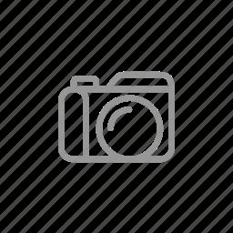 camera, digital, image, photography icon