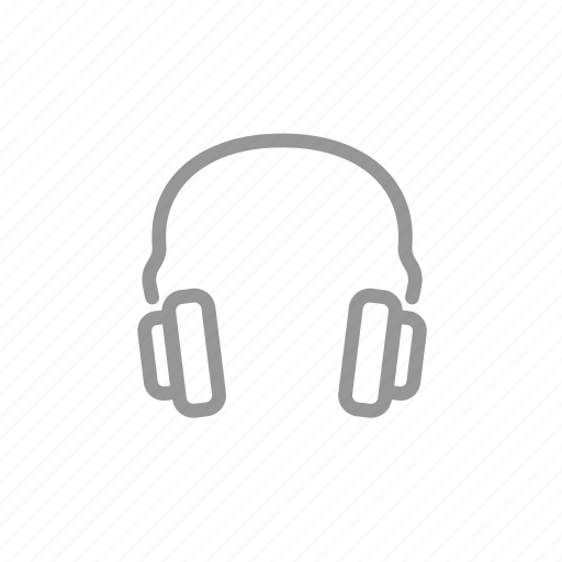 headphones, music, player, sound icon
