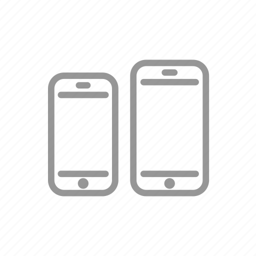 cell, ios, iphone, iphone plus icon