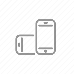cell, ios, iphone, mobile icon