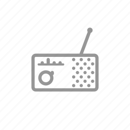 broadcast, podcast, radio, transmission icon