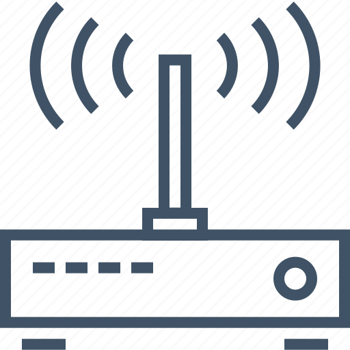 Hub, internet, router, wifi, wireless icon - Download on Iconfinder