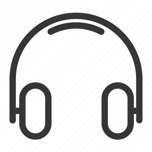 accessories, electronic, gadget, headphone, mobile, music icon