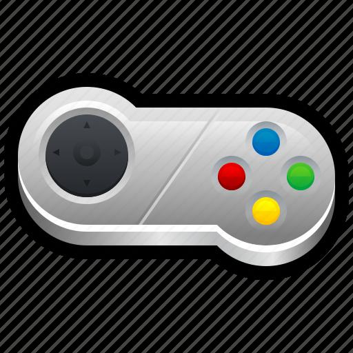 controller, game, gaming, joypad, joystick, video game icon