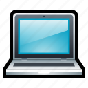 mac, macbook, laptop, desknote, mobile, thinkpad, computer icon