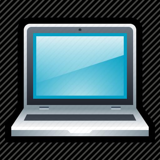 computer, desknote, laptop, mac, macbook, mobile, thinkpad icon