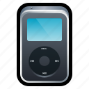 classic, ipod, mp3, mp4, music, player, touch icon