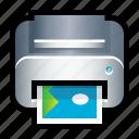 laser, photo, photocopier, photocopy, print, scanner, xerox icon