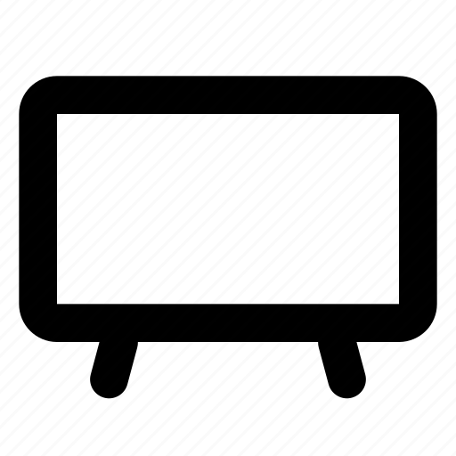 broadcast, display, film, monitor, movie, television, video icon