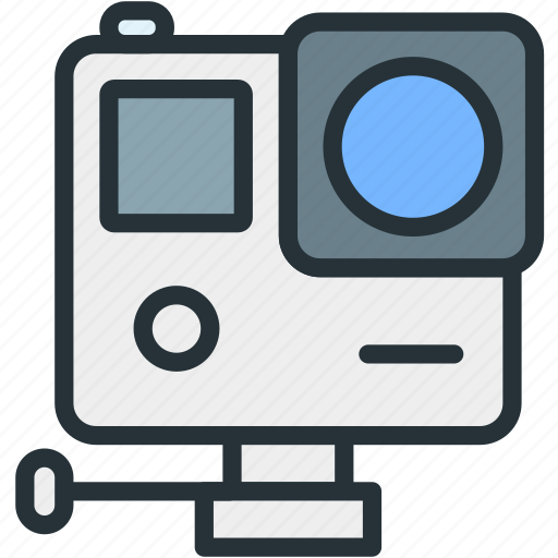 camera, devices, film, photograph icon