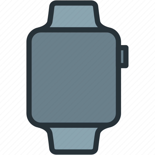 devices, smart, watch icon