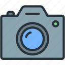 camer, devices, photo, photograph, picture icon