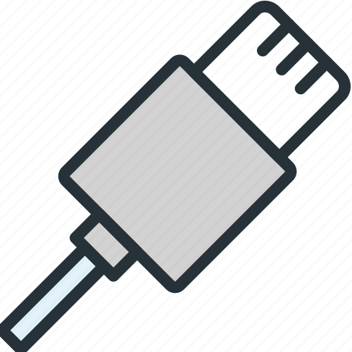 cable, devices, electronic icon