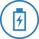 battery, charging, electric, electricity, energy icon