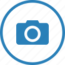 camera, device, electronics, flash, photographer icon