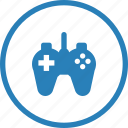control, device, electronics, gaming, joystickplay, playstation icon