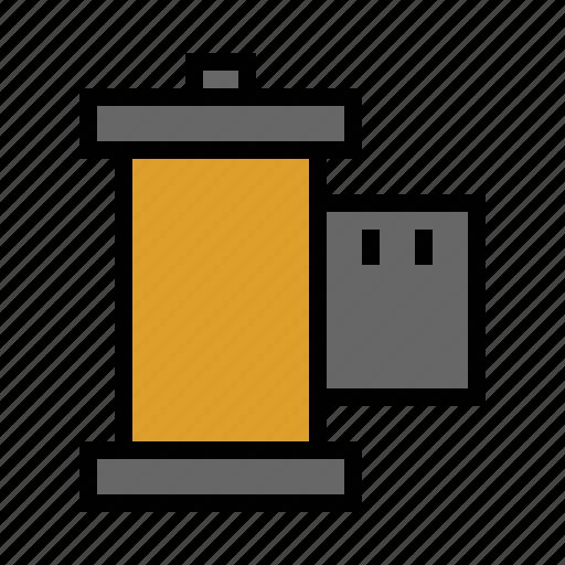 devices, film, media, photo icon