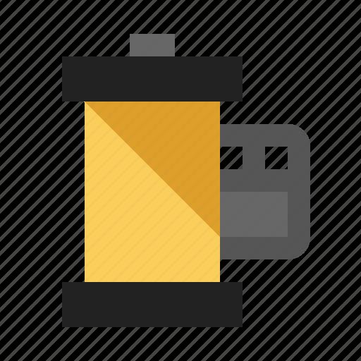 devices, film, media, photos icon