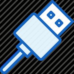 devices, file, storage, usb icon