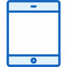 devices, digital, tablet icon