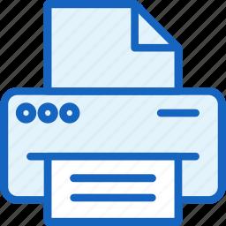 copy, devices, office, prin, printer icon