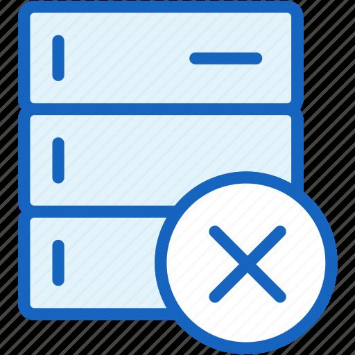 cancel, data, devices icon