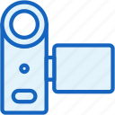 camera, devices, film, video icon