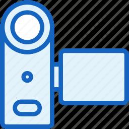 camera, devices, film, video icon