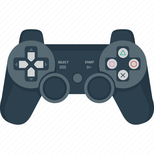 console, control, device, game, game console, gamepad, joystick, play, playstation, remote, video, video game icon