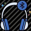 bluetooth, device, headphones