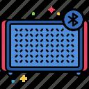 bluetooth, device, speaker