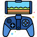 controller, device, gamepad icon