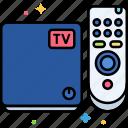 box, device, tv