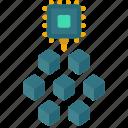 soa, control, cpu, blocks, stacks icon