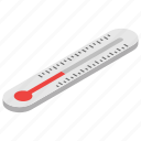 fever, medical thermometer, mercury thermometer, temperature measurement device, thermometer icon