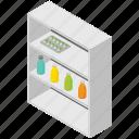 clinic shelving, medical cupboard, medicine cabinet, medicine case, medicine stand icon