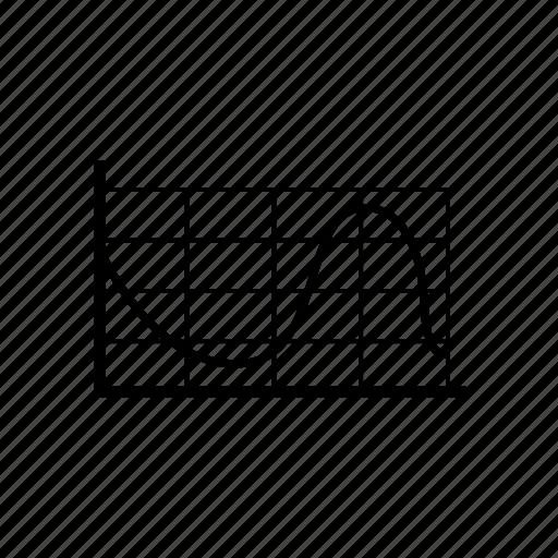 analytics, diagram, graph, statistics icon icon