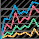 chart, diagram, graph, infographic, pie graph, presentation, stats data analysis