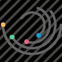 circle chart, diagram, graph, infographic, pie graph, presentation, stats data analysis