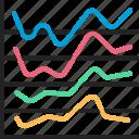 bar graph, chart, diagram, graph, infographic, presentation, stats data analysis