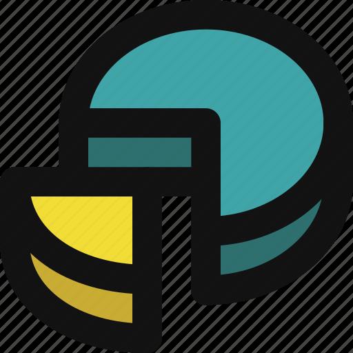 analysis, analytics, chart, diagram, hierarchy, pie, process icon
